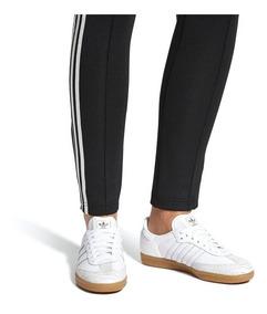 Tenis adidas Originals De Cuero Samba Mujer No. Cq2640