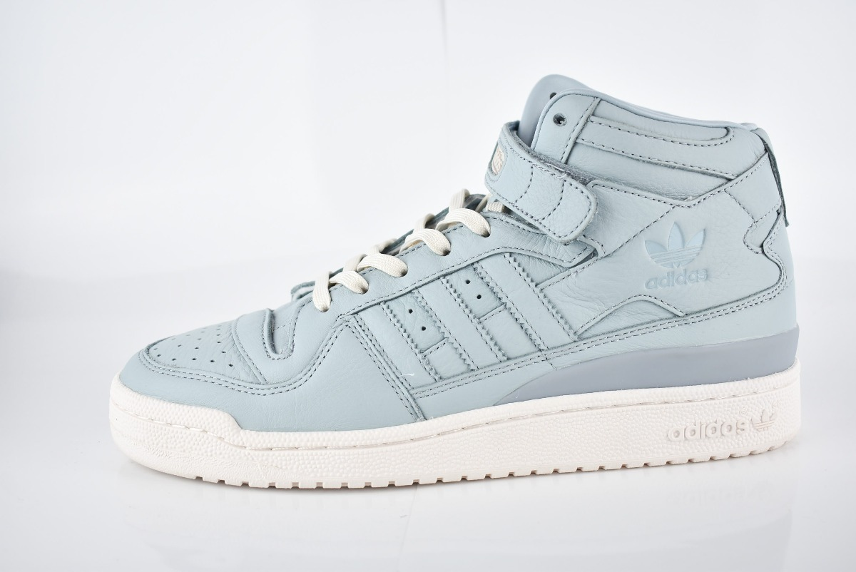 tenis adidas originals forum mid refined blue leather. Cargando zoom. c29869c64d721