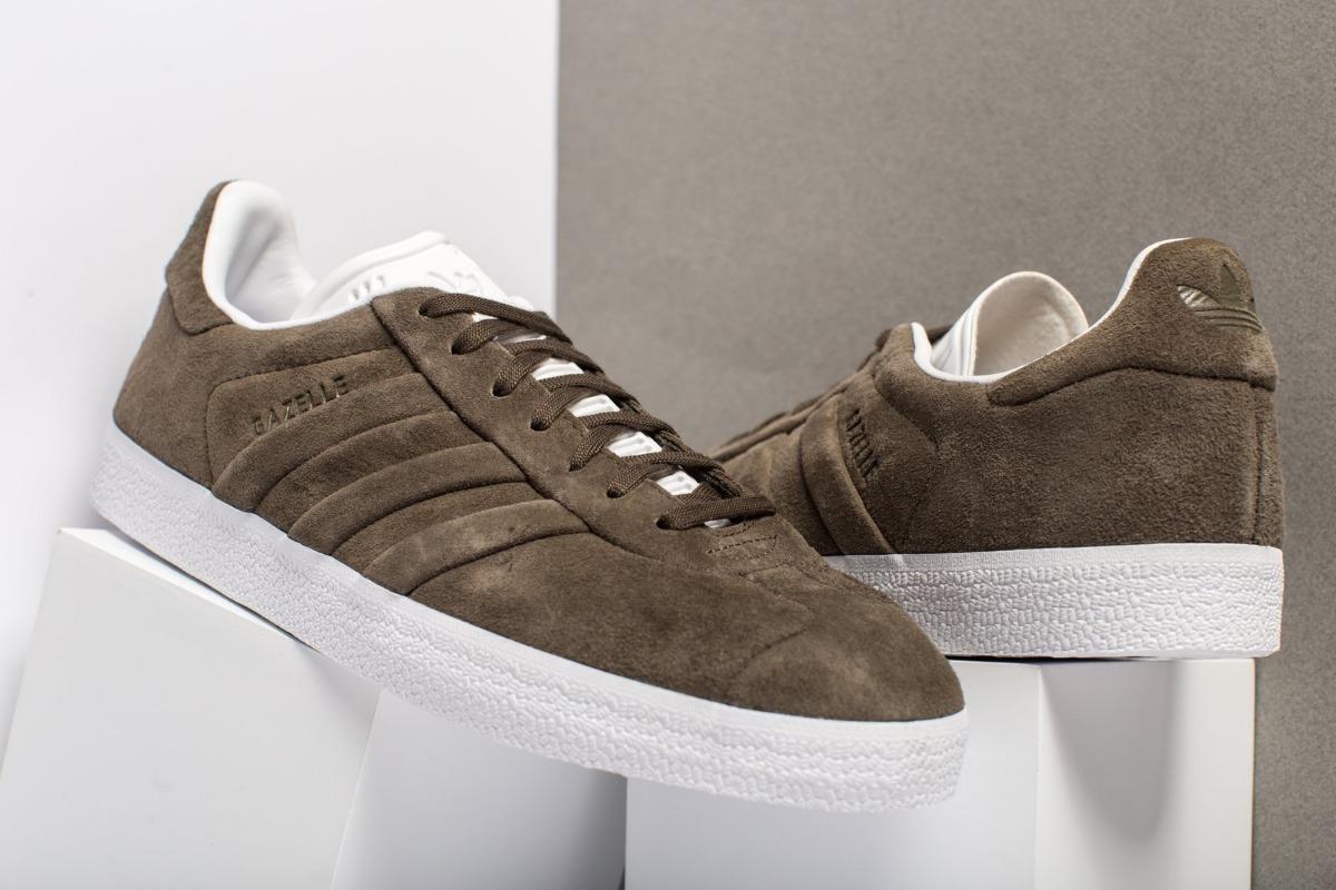 e40c70389 Tenis adidas Originals Gazelle Stitch And Turn Cq2359 - $ 1,199.00 ...