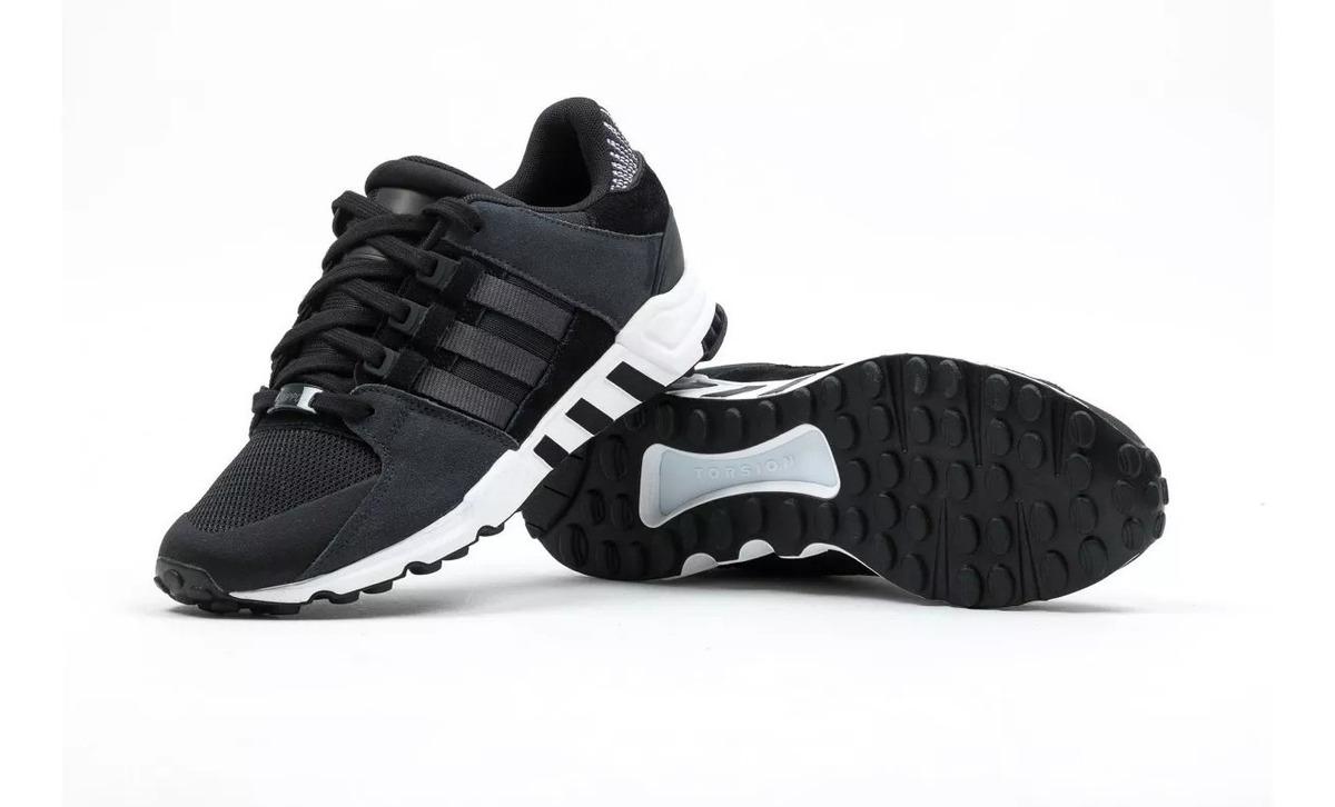 sale retailer 6a700 be5b3 Tenis adidas Originals Hombre Negro Eqt Support Rf By9623
