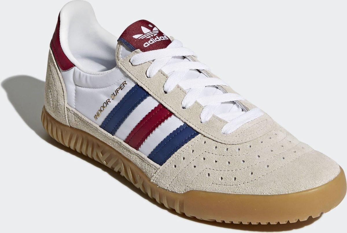 Nasotafi2 Originals Tenis Indoor Beigewhite Super adidas He2IbYWDE9