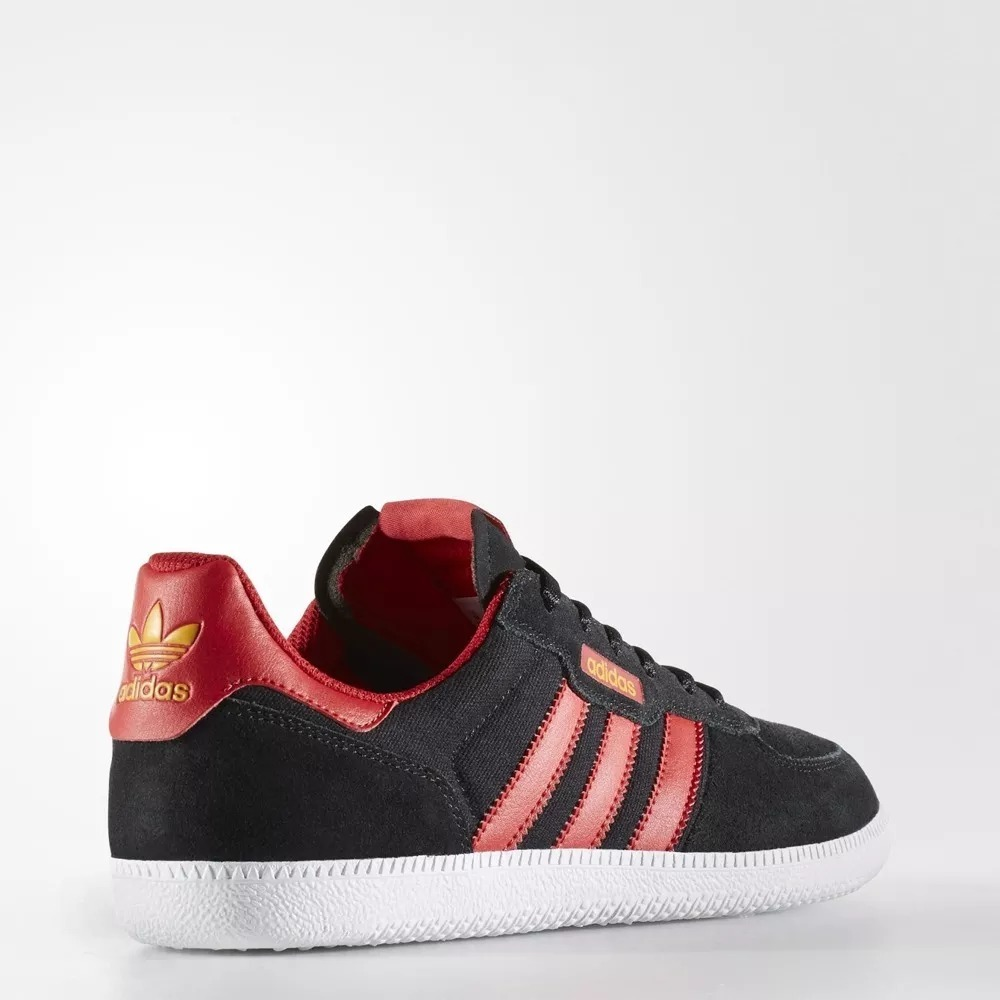 Tenis adidas Originals Leonero De Gamuza No. By4052