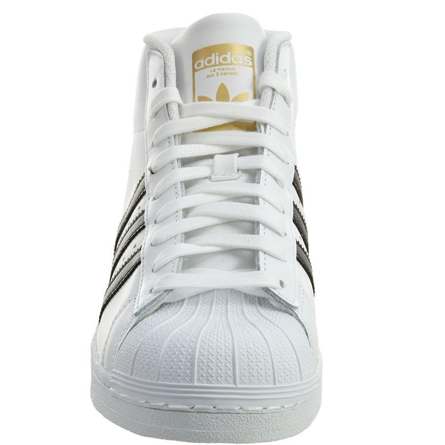 pretty nice 0e994 0d0b0 tenis adidas originals pro model superstar bota blanco mens. Cargando zoom.