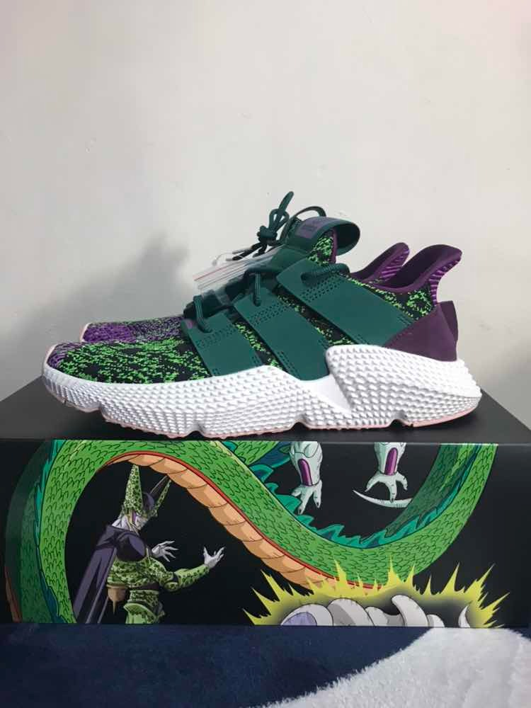 half off 979a4 ea600 Tenis adidas Originals Prophere Dragon Ball Z Cell 9us 7mx ... tenis adidas  dragon