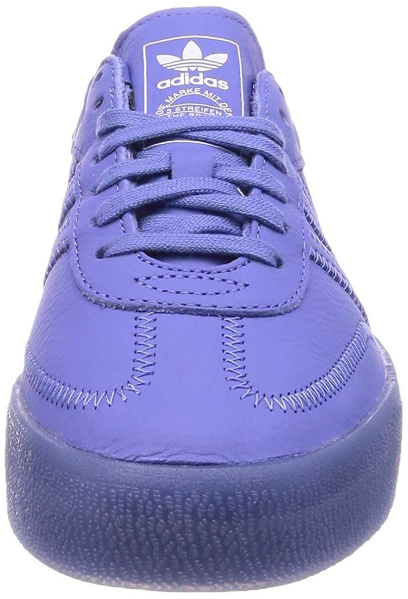on sale 86817 c2bf8 tenis adidas originals sambarose w mujer color violeta 22.5. Cargando zoom.
