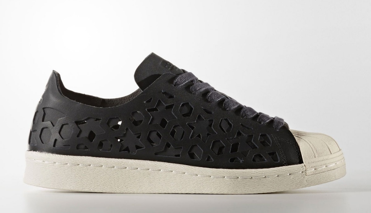 huge selection of a8b30 d198f tenis adidas originals superstar 80s cut out para mujer