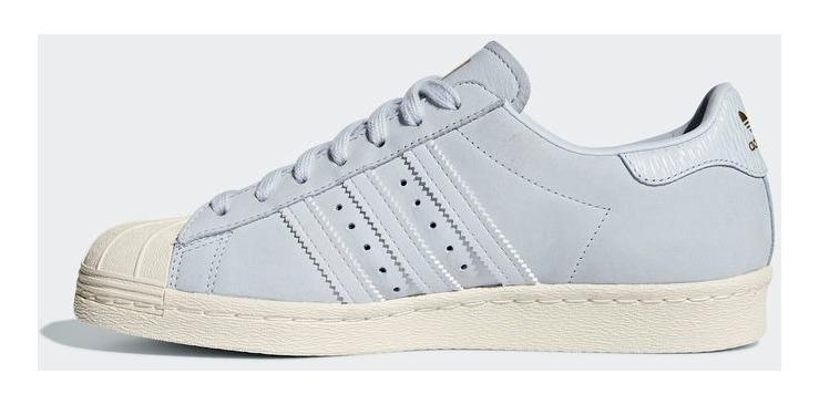 Tenis adidas Originals Superstar 80s original B41520 Aq1219