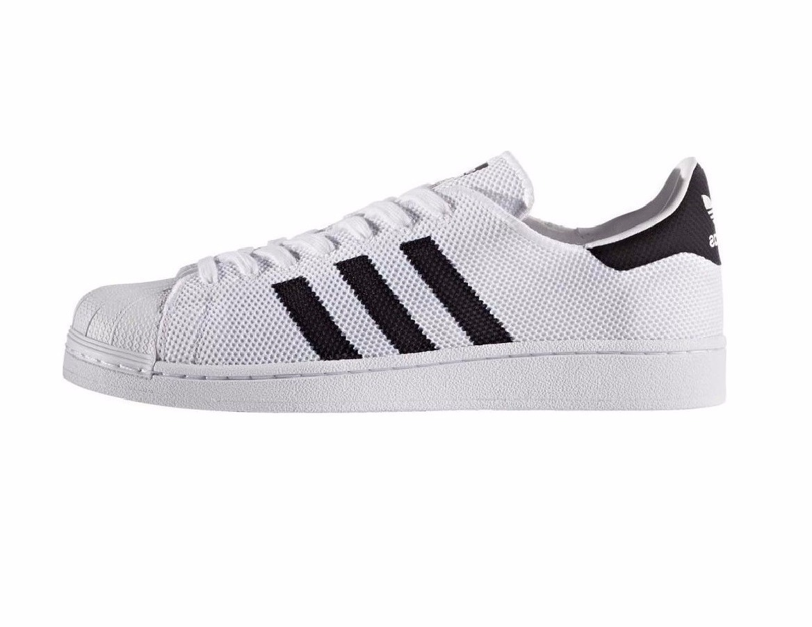 5e0c786daa4 tenis adidas originals superstar knit branco. Carregando zoom.
