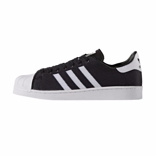 Tenis adidas Originals Superstar Knit Preto - R  309 ce6c5d00ed1