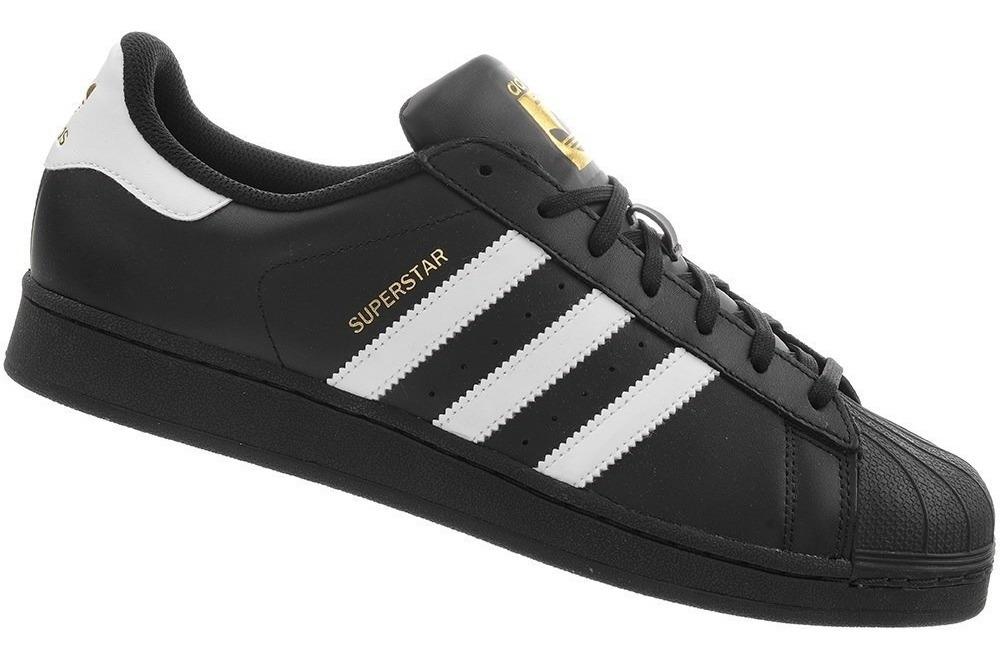 Tenis adidas Originals Superstar Negro Blanco Jnr O Dama