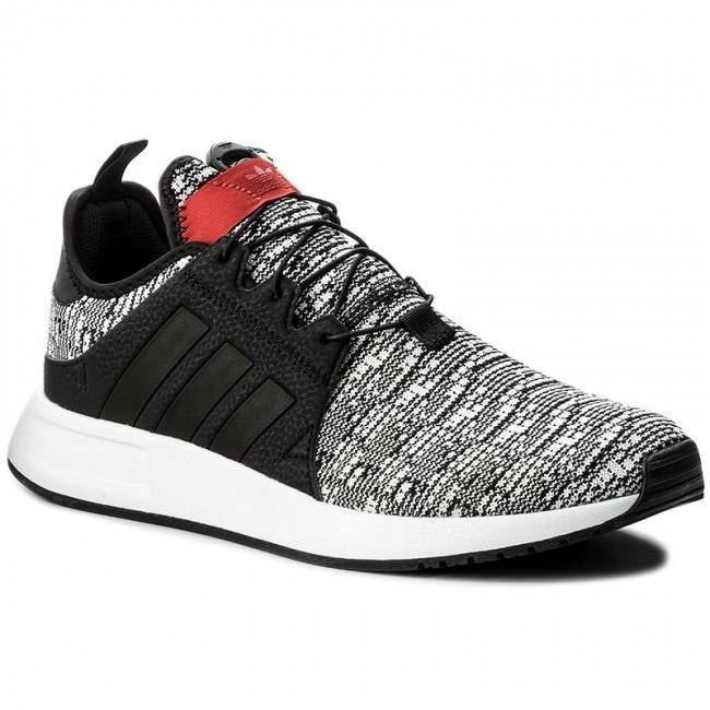 super popular 56b93 aa892 tenis adidas originals x plr gris by9262 look trendy