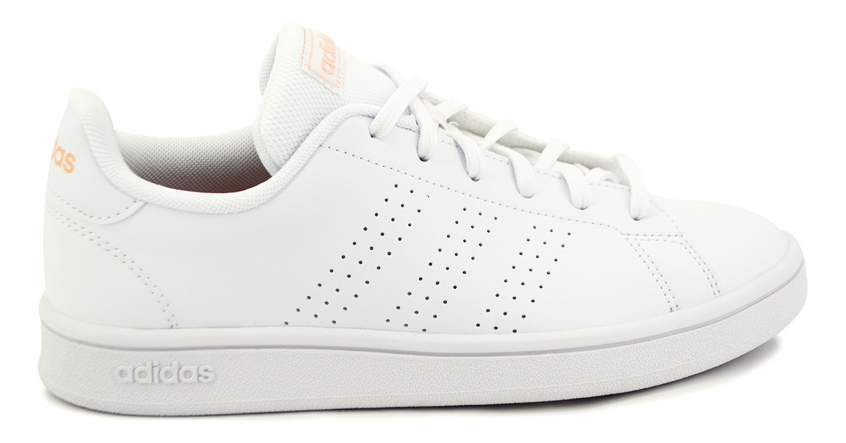 Tenis adidas Para Mujer Advantage Base Blanco Ee7510 [add133