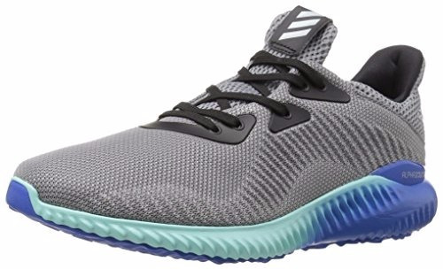 tenis adidas performance alphabounce gris 12.5 us
