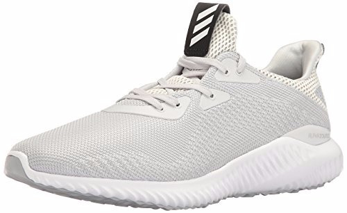 tenis adidas performance alphabounce plata 9.5 us