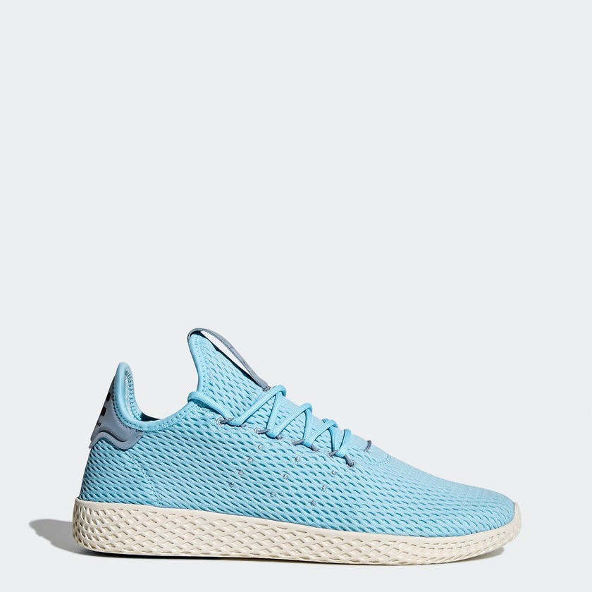 14e7e3727 tenis adidas pharrell williams azul cp9764 look trendy. Cargando zoom.