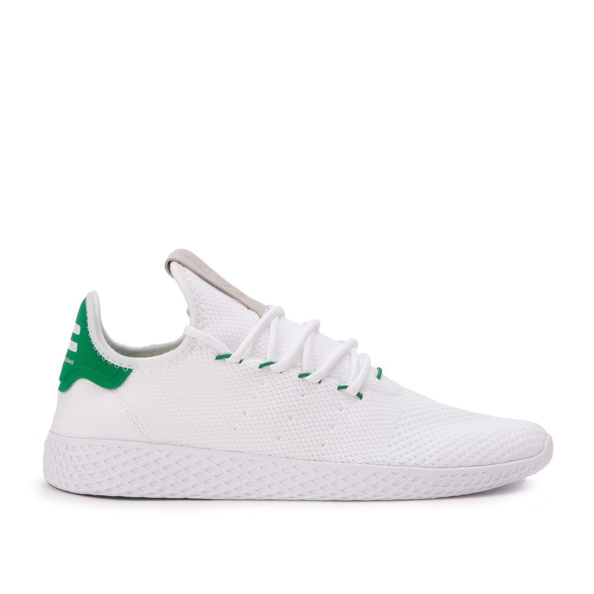 Hu Verde Pharrell Tenis Blanco Williams Primeknit X Adidas qLVpjSUMzG