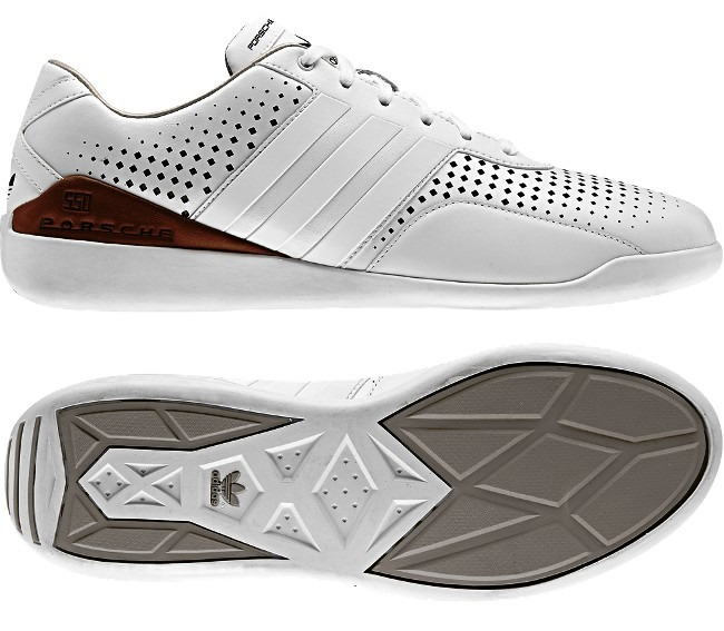 6d5ed96ce96 Tenis adidas Porsche Desing 550 Originals Choclo Blanco Gym ...