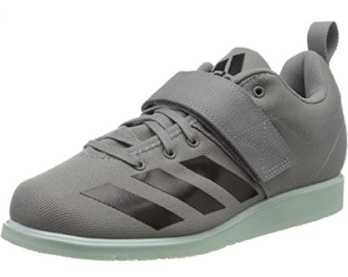 tenis adidas powerlift 4 alterofilia grises