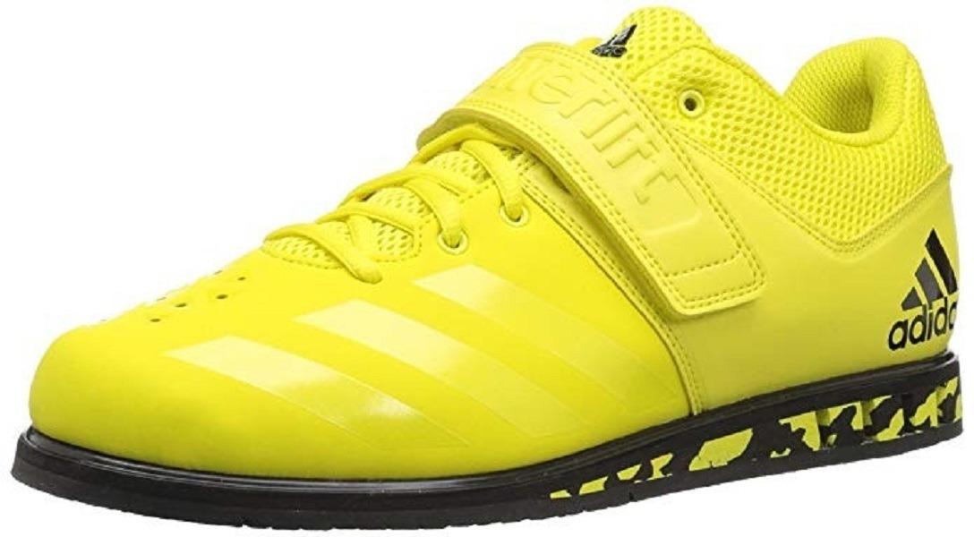 the best attitude 3f421 7b755 tenis adidas powerlift trainer 3 alterofilia amarillos. Cargando zoom.