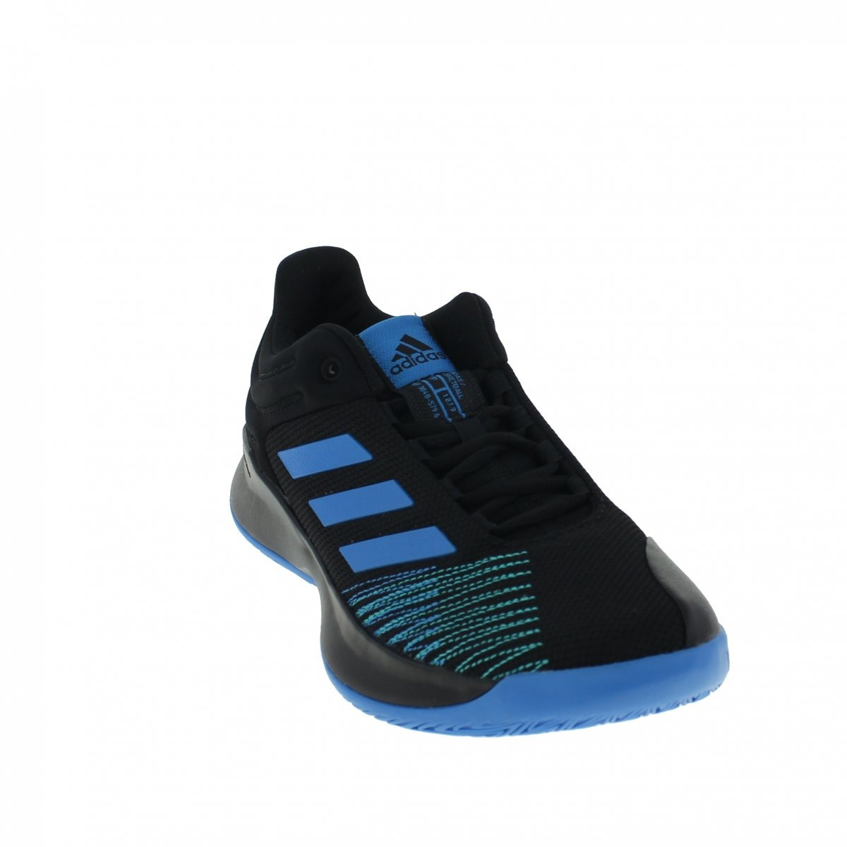 79360531083 Tenis adidas Pro Spark Low Masculino Basquete Original + Nf - R  299 ...