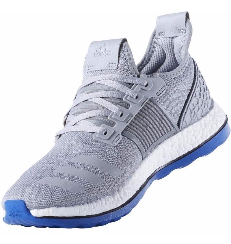 Adidas Pureboost ZG zapatillas de running para mujer (gris