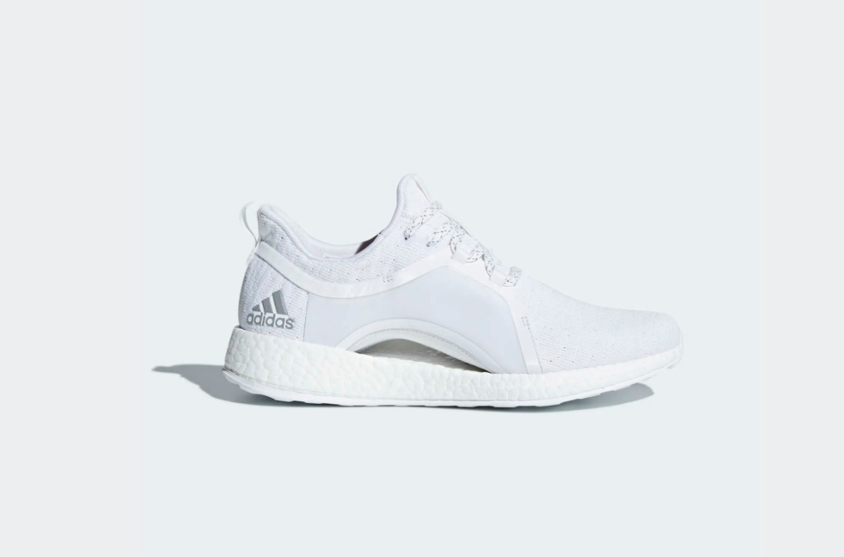 Tenis adidas Pureboost X Running Mujer Blanco