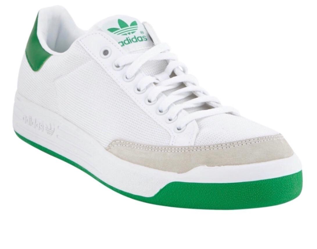bb4c05facdd Tenis adidas Rod Laver Verdo O Azul Promoción Black Friday ...