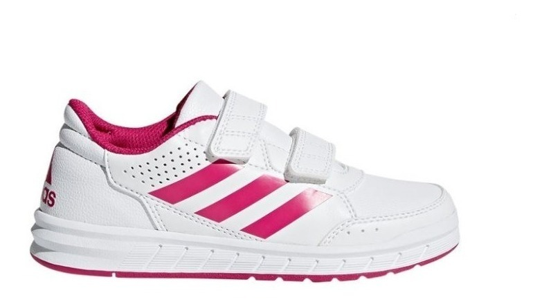 zapatillas adidas niña rosa