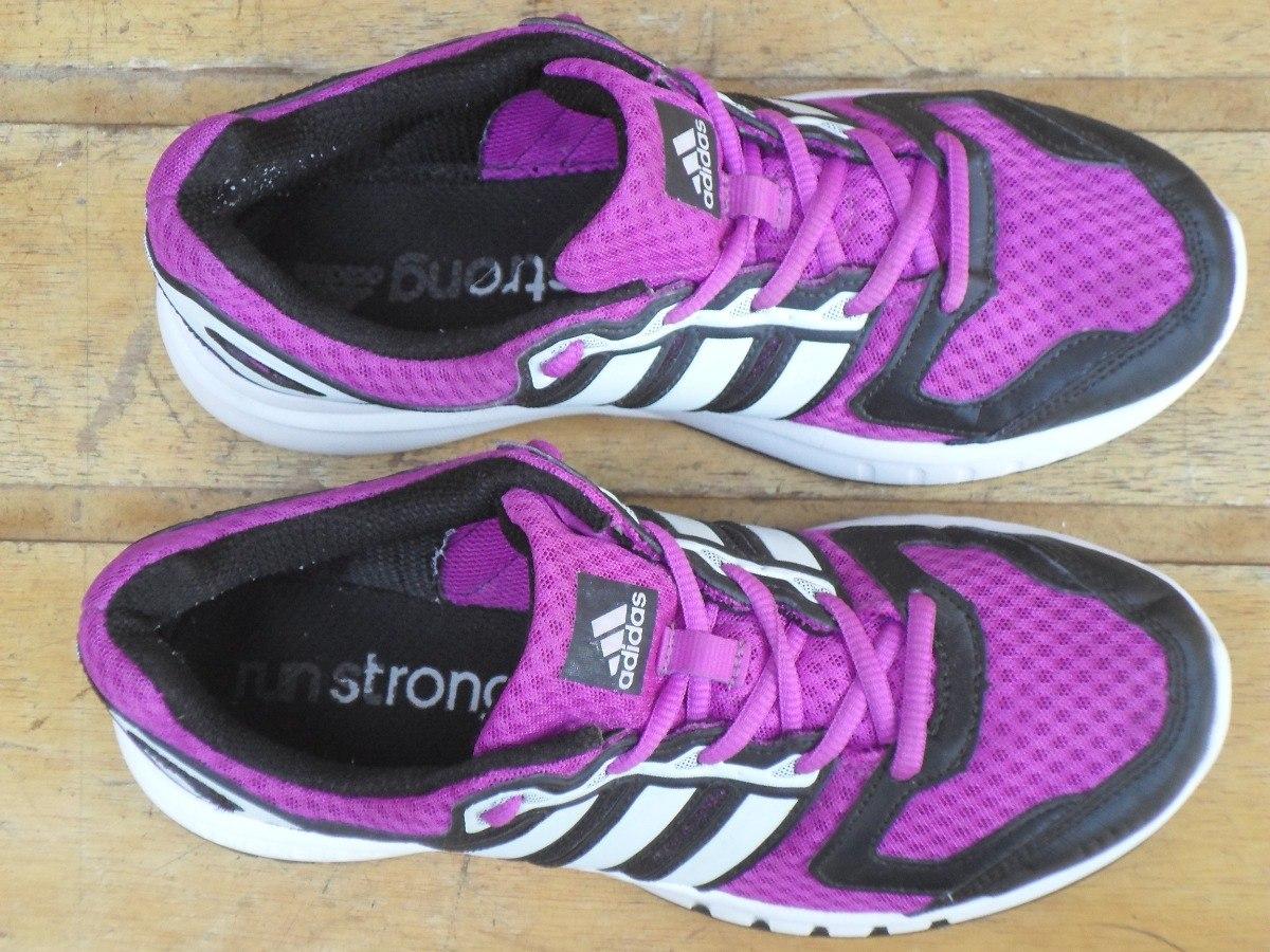 tenis adidas run strong original academia caminhadas br 38. Carregando zoom. d717d7c8402a7