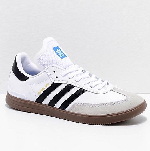 7c15413f3df Tenis adidas Samba Adv Originals Piel Futbol Skate Rock Piel ...