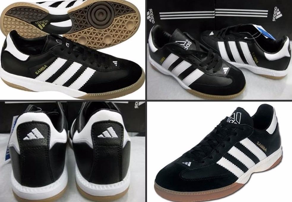 5d66d1dcd2c7 ... sweden tenis adidas samba millennium suela indoor black white gym. cargando  zoom. bd9c0 fad66
