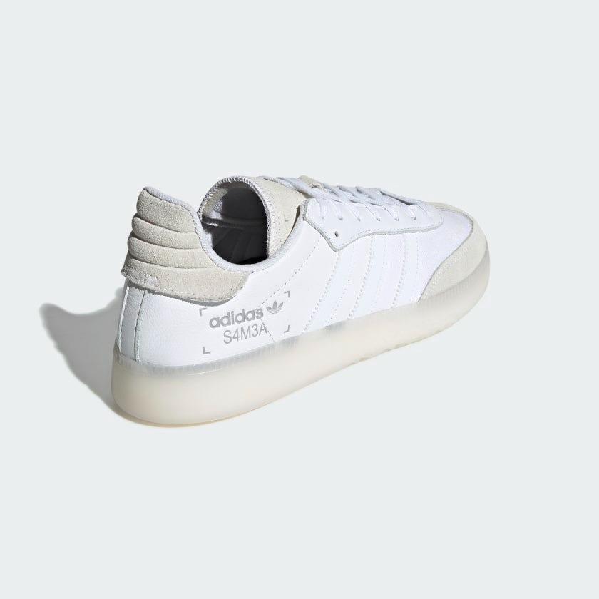 adidas Samba RM (Schwarz Weiß)