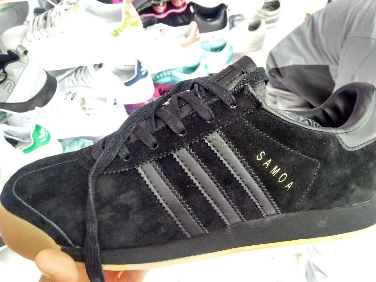 adidas samoa negras