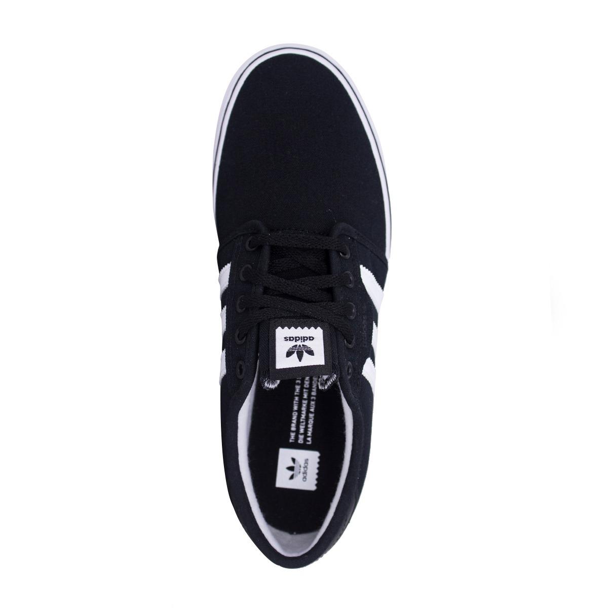 tenis adidas seeley preto branco f37427 original. Carregando zoom. 8984a81b063d5