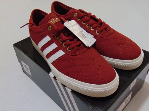 tenis adidas skateboarding adi ease  vermelho  44 original