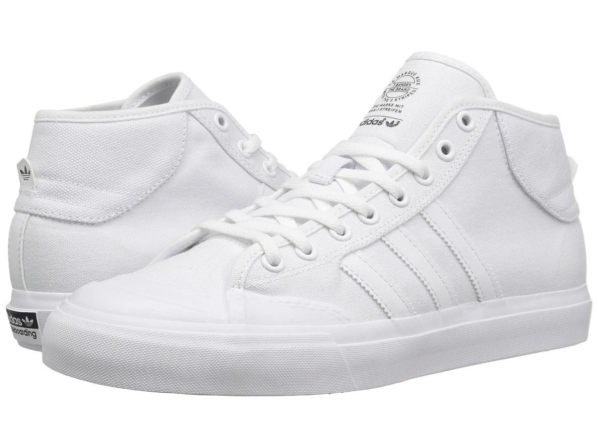 Tenis adidas Skateboarding Matchcourt Mid Blanc Ml Ml Blanc 2562 3,300.00  2267c2 e07376738cfa1