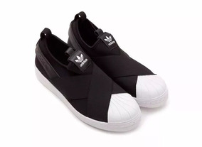 a7f903f7923 Tenis adidas Slip On Superstar Unisex Original Importado