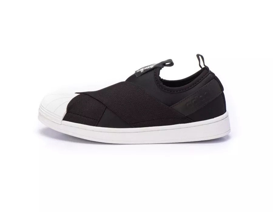 051784993 tenis adidas slip on superstar unisex original importado. Carregando zoom.
