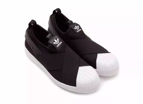 8862735fc55 Tenis adidas Slip On Superstar Unisex Original Importado