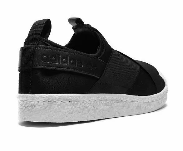 462221c44fe Tenis adidas Slip On Superstar Unissex - R  204