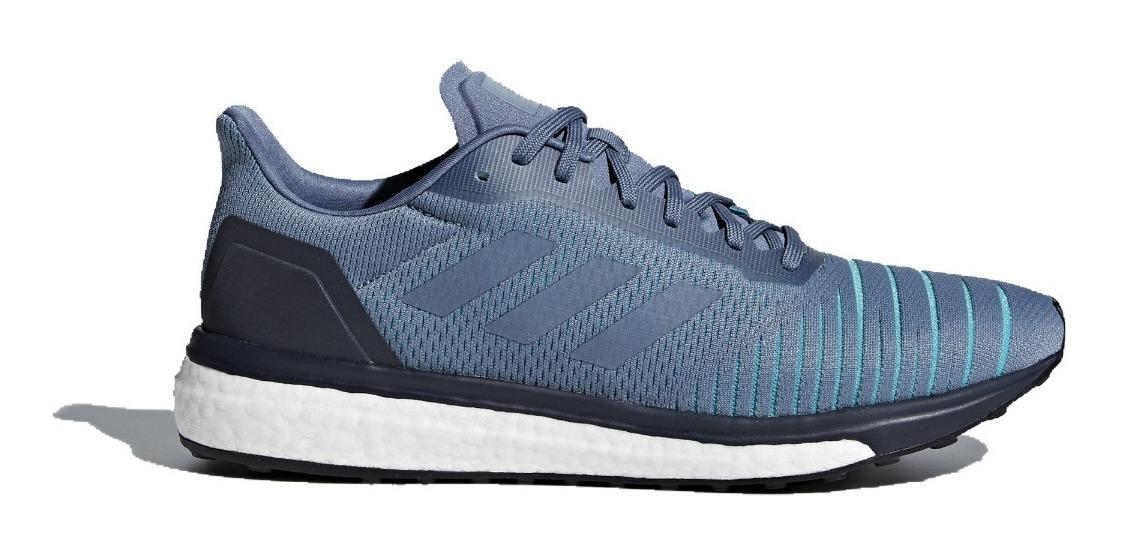 Zapatillas adidas – Marathon Tr azulplateadonegro