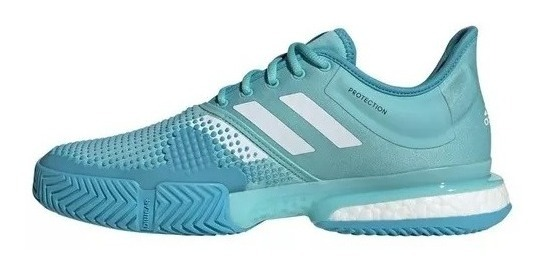 Exclusivo Zapatillas Tenis Adidas SoleCourt Boost X Parley