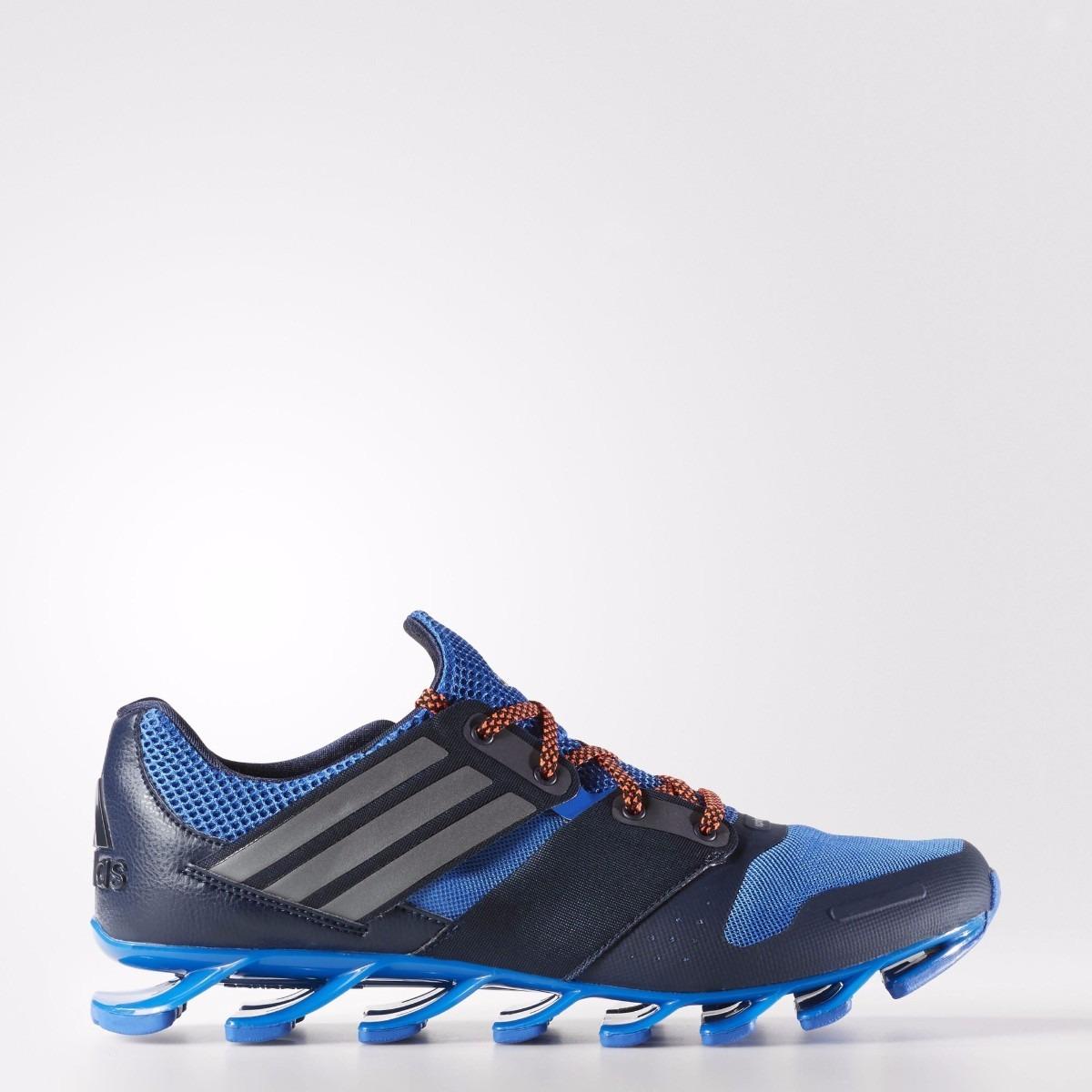 san francisco 220df 00a71 Características. Marca Adidas  Modelo springblade  Género Hombre ...
