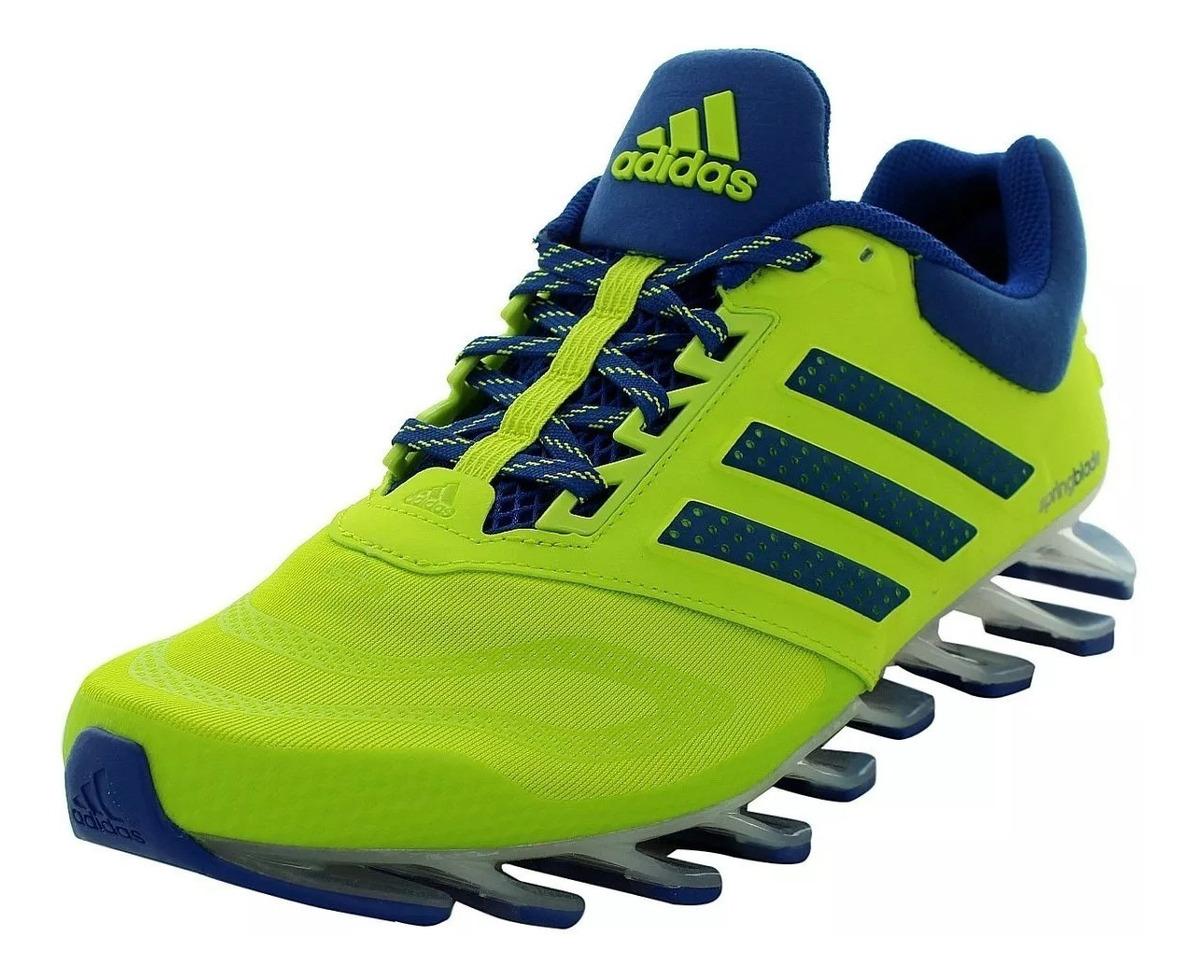 wholesale dealer 76978 6c55d Tenis adidas Springblade Drive 2 Amarillo Envío Gratis