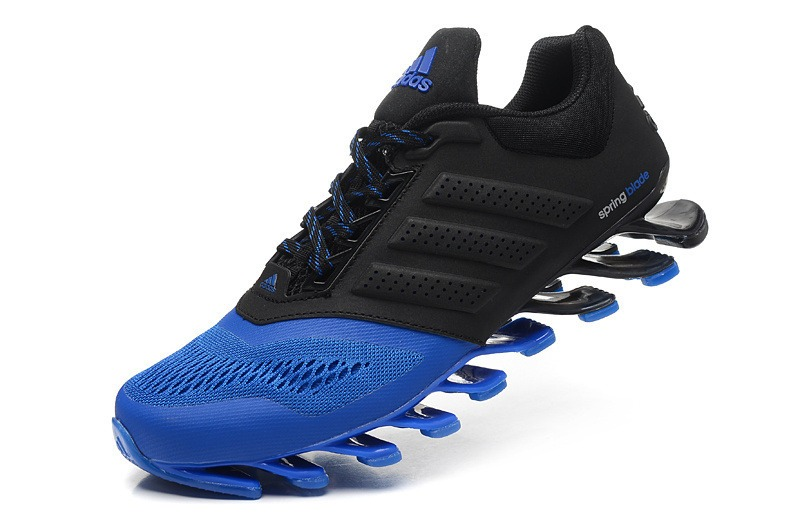 low priced 2ef59 57939 tenis adidas springblade drive 2 shoes negro azul. Cargando zoom.
