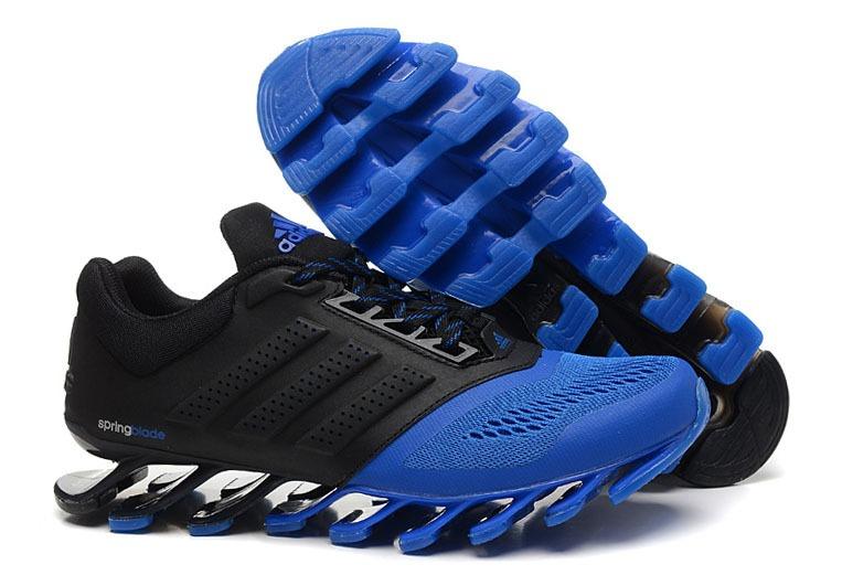 Tenis adidas Springblade Drive 2 Shoes Negro azul -   2 cc4c2dafc3e28