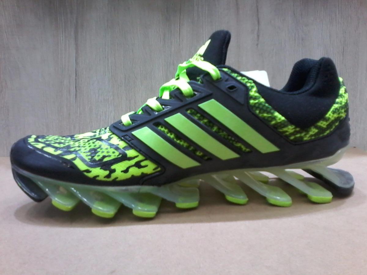 buy online ca53e 6b365 ... italy tenis adidas springblade drive 3 camuflado preto e verde.  carregando zoom. 15d5b 8751c