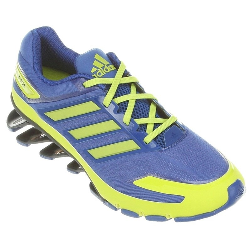 Tenis adidas Springklinge Ignite Tf M B26799 Azul E Verde R $ 404