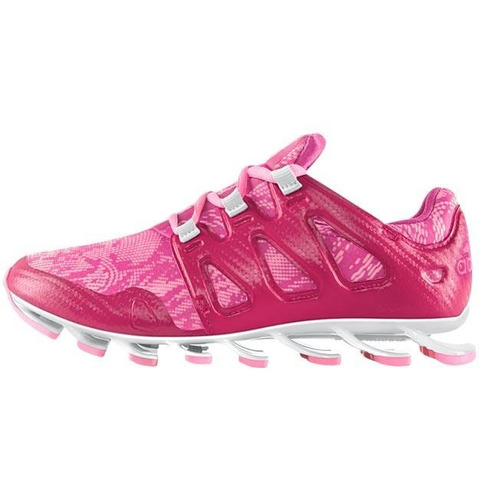 quality design 1d793 fa6b6 tenis adidas springblade pink running originales 100%
