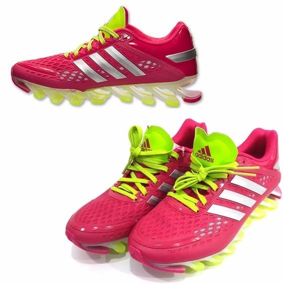 Tenis adidas Springblade Razor Feminino Tam 37 Original - R  180 2d40aa69a81b9